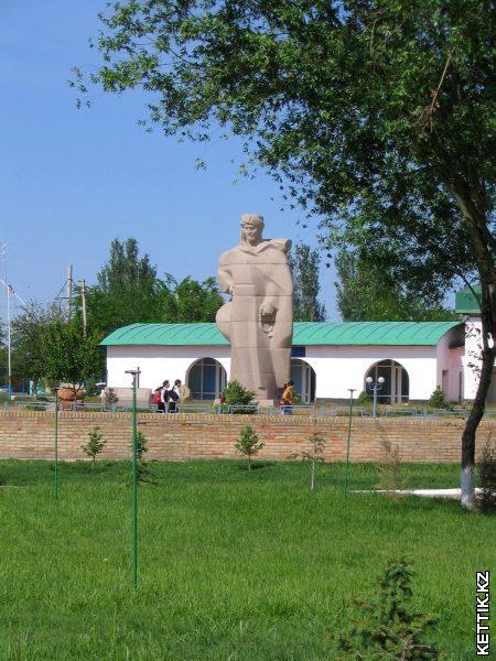 Памятник Яссави