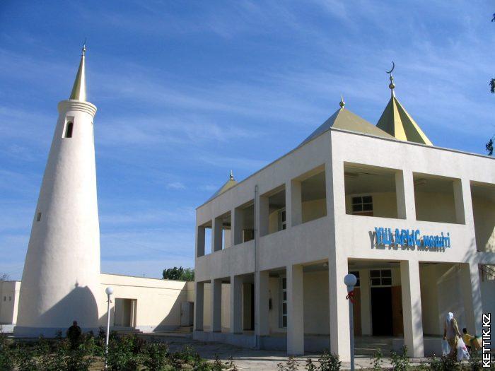 Футуристическая мечеть