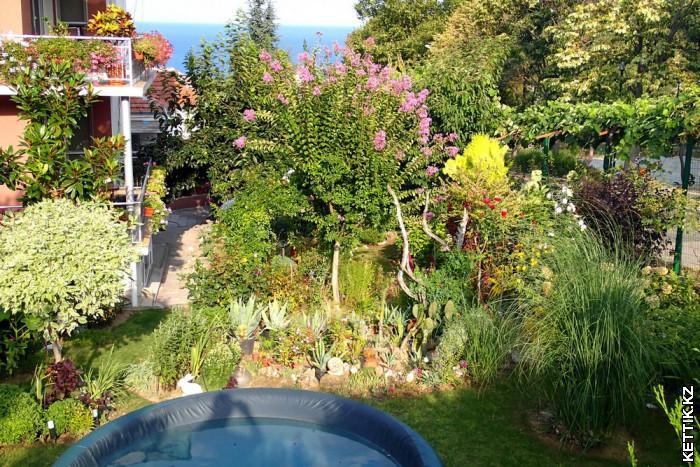 Частные сады
