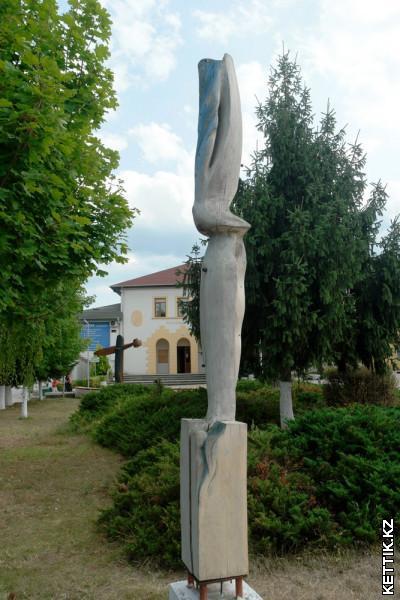 Современная скульптура